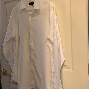 Banana Republic linen blend shirt